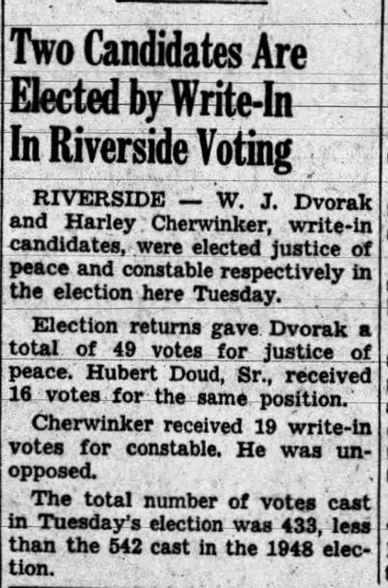 Iowa City Press-Citizen (Iowa City, Iowa) 09 Nov 1950 -
