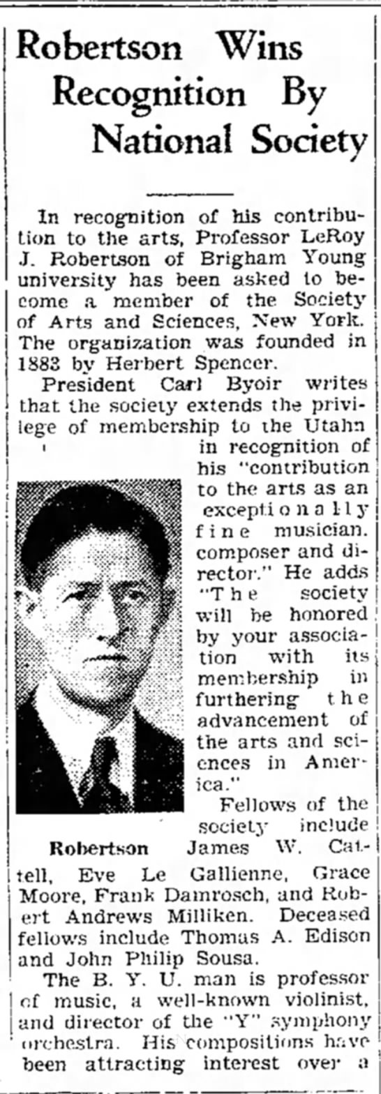 The Daily Herald (Provo, Utah) 20 September 1935  Page 5 -