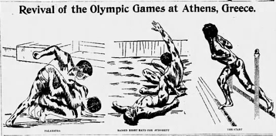 Revival of the Olympic Games -