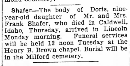 Lincoln Evening JournalMonday, 1 October 1923 -