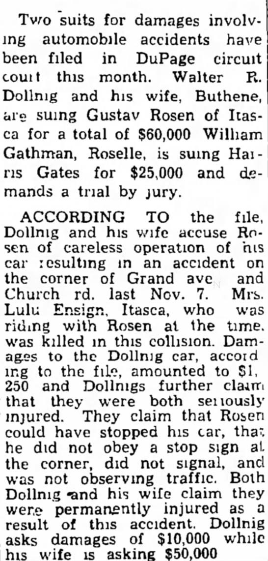 Gus & Lulu accident 17DEC1948 -