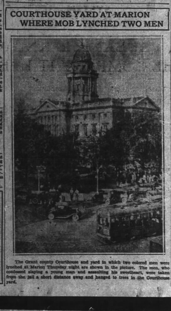 Courthouse Marion -