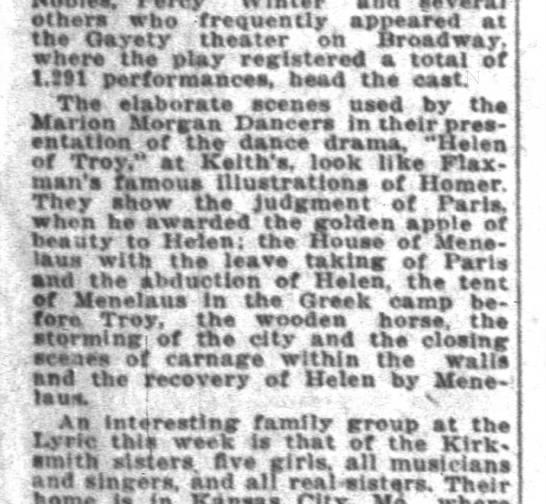 Morgan HoT details Feb 1923 -