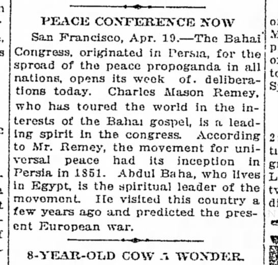 1915-04-19_Charleston_Daily_Mail_Peace_Conference_Now -