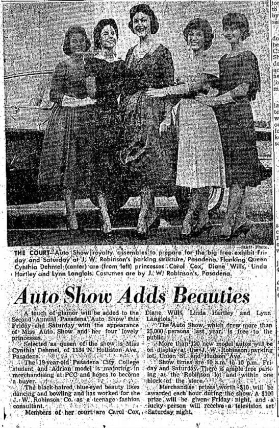 November 1959 Lynn -