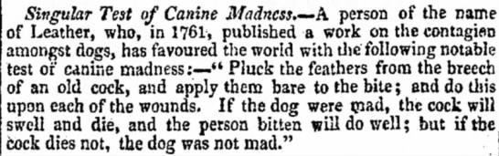 1827 Test for Canine Madness -