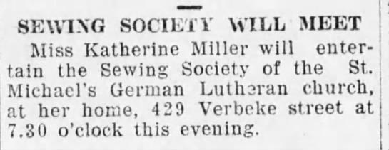 Miller, Katherine -