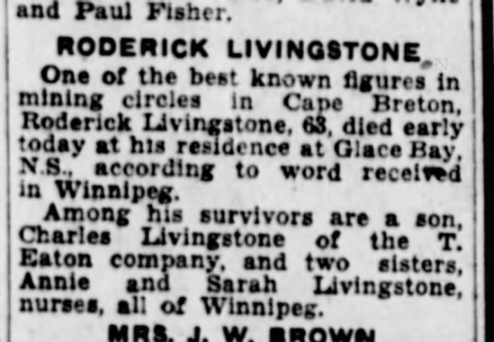 Winnipeg Tribune, Issue: 18 April 1935, p. 2 -