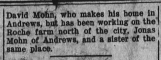 Lewis Mohn-death; Daily News-Democrat  part 2 -
