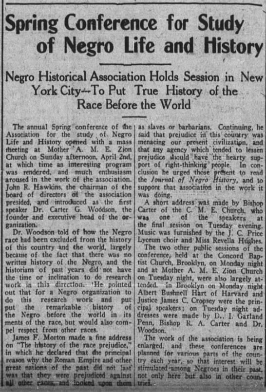 James F Morton, Baha'i, noted contributing to conference on history of racism -