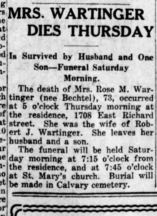 Dayton Daily News November 3, 1921 -