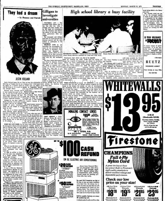 1971 holland article -