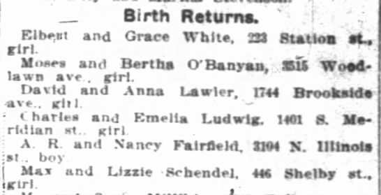 Max & Lizzie Schendel
