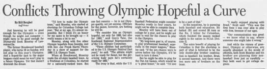 Scott Moseley - July 18, 1988 -