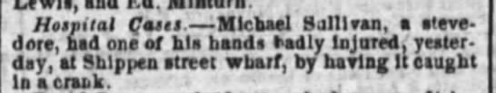 Sullivan, Michael