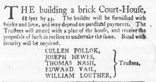 The Virginia Gazette, 18 Jun 1767 Thomas Nash -