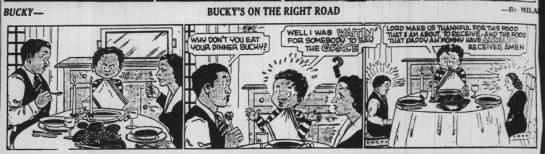 - BUCKY BUCKY'S ON THE RIGHT ROAD H MILVj SET WUg...