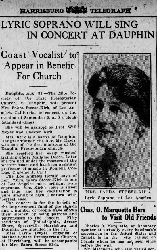 Sabra Steese-Kirk