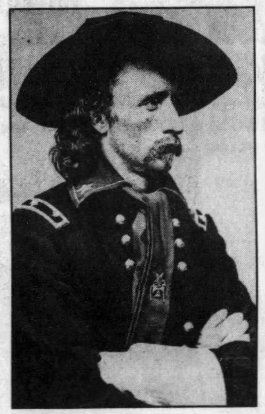 Lt. Col. George Armstrong Custer -