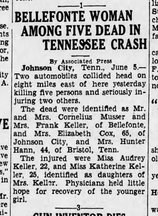 The Harrisburg Telegraph