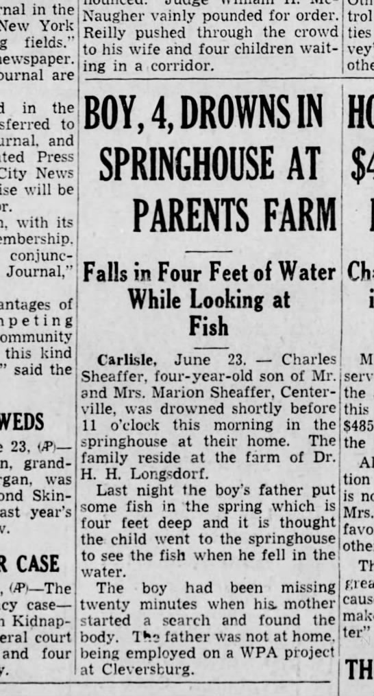 1937 June 23 Marion Sheaffer son