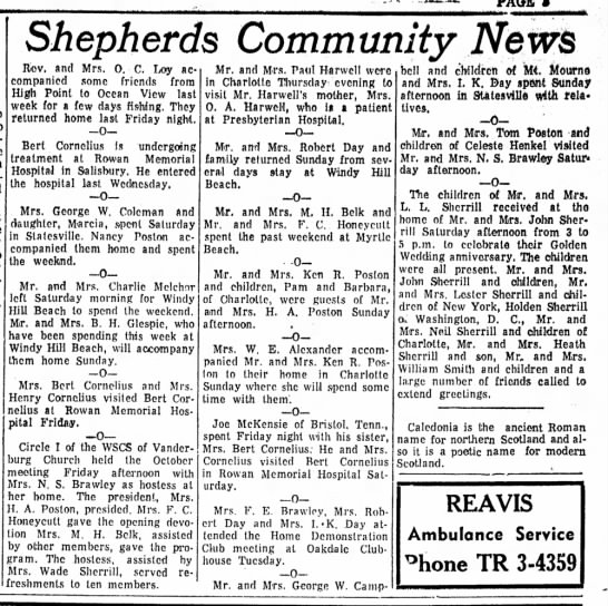 Clipping from Statesville Record And Landmark - Newspapers com