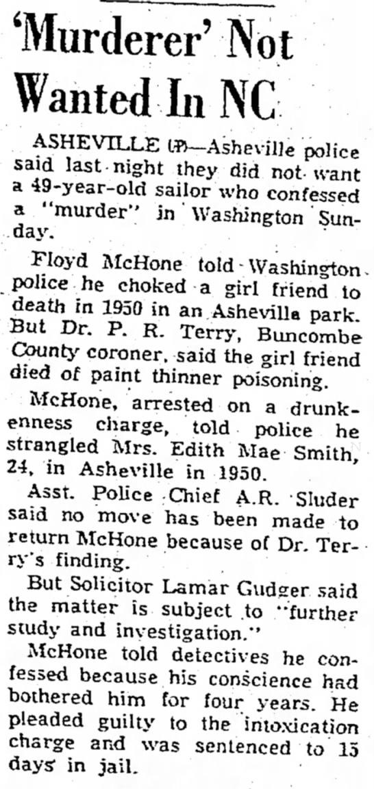 The Robesonian Lumberton, North CarolinaTuesday, October 5, 1954  -