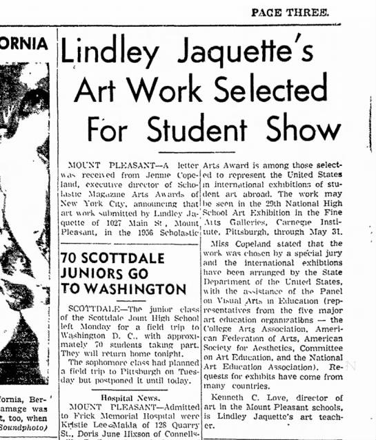 Lindley Jaquette -