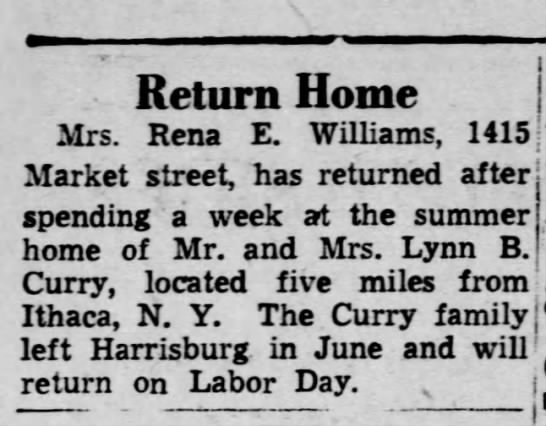 1939 Curry summer home -