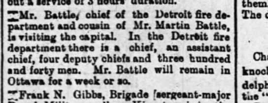 1894 chief battle visiting ottawa -
