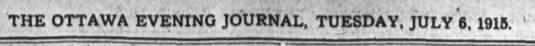Aged Lumberman left many heirs -