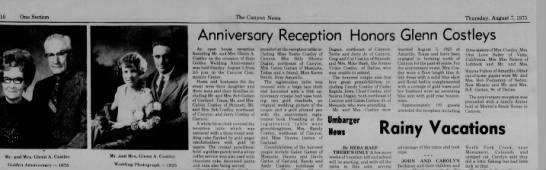 Canyon NewsThursday August 7, 1975 -