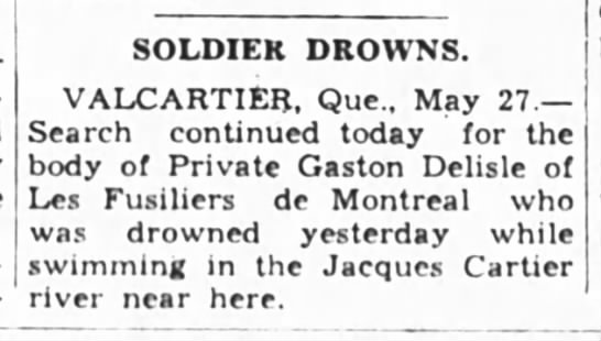 Ottawa Journal, 28 May 40 -