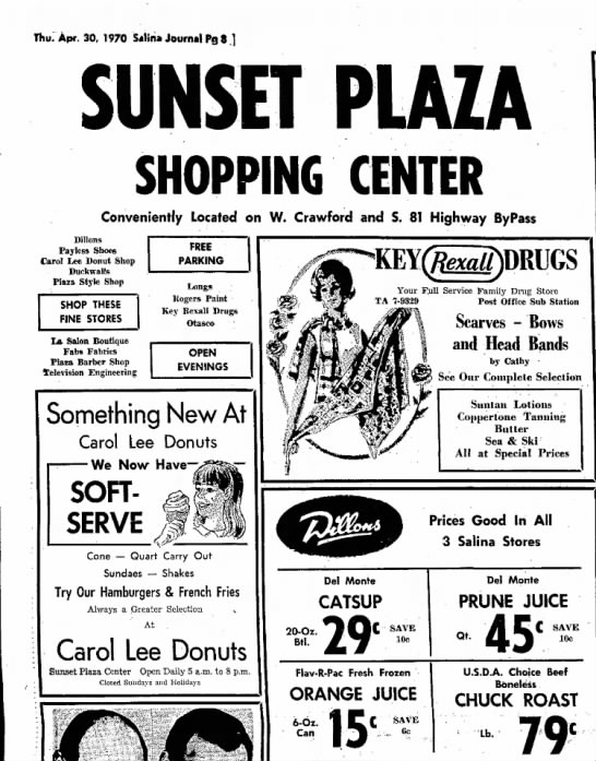 Sunset Plaza -