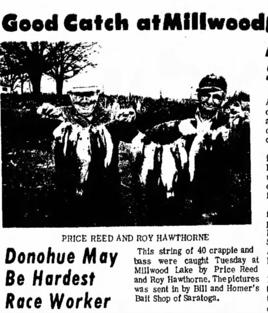13 Feb 1969, Hope Star p4, Roy Hawthorne fish caught -