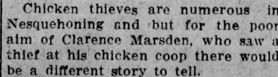 Reading Times 17 Jun 1913 -