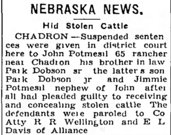 Lincoln Evening Journal  8 Oct 1938 page 5 -