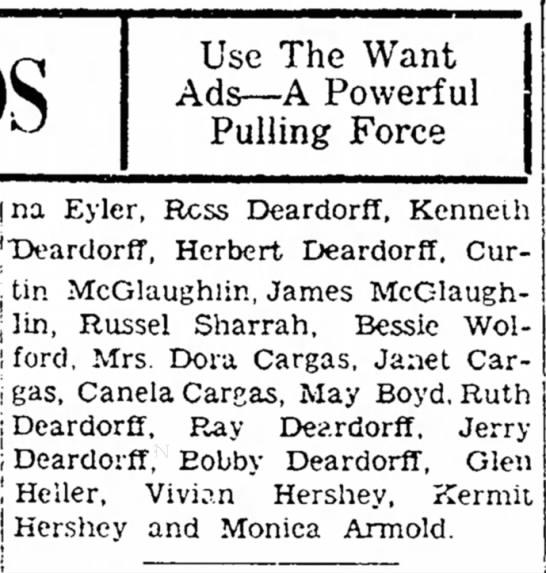 1933 Boyd Reunion w Monica Armold pt2 -
