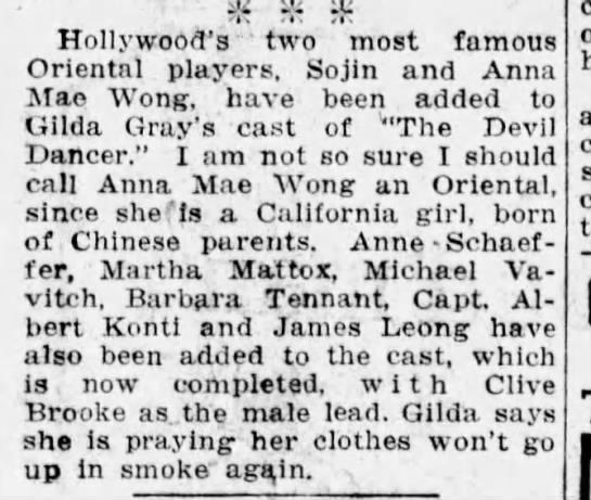 Barbara Tennant 1927 -