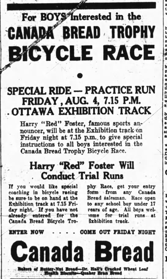 Bicycle Race 3 August 1933 - Newspapers com