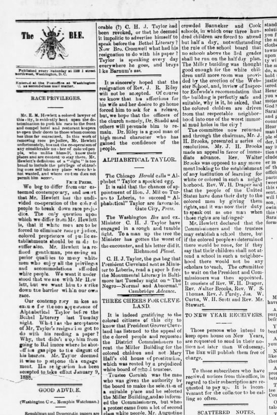 1887-12-24-WashingtonBee-p2-RacePrivileges -