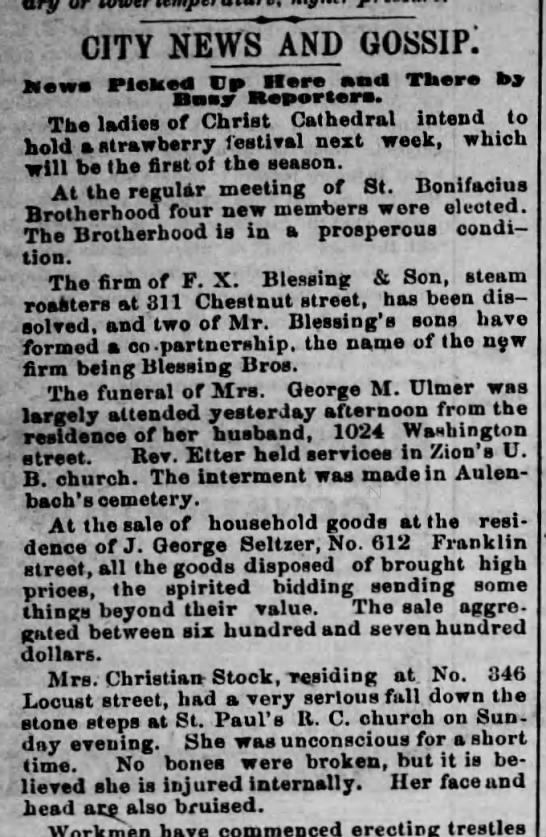 Reading Times 16 May 1883 p. 4 -