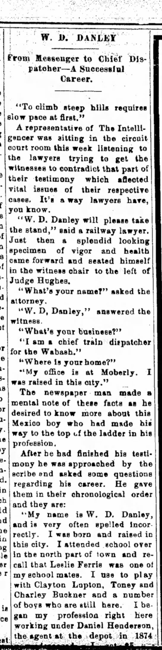 Moberly Weekly Monitor 1/30/1902 -