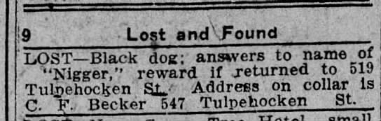 - Lost andvFound LOST Black dog; answers to name...