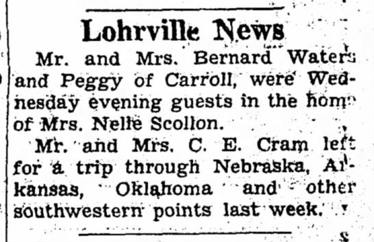 Carrol Daily Times HeraldCarroll, IowaSaturday, October 19, 1946 p3 -