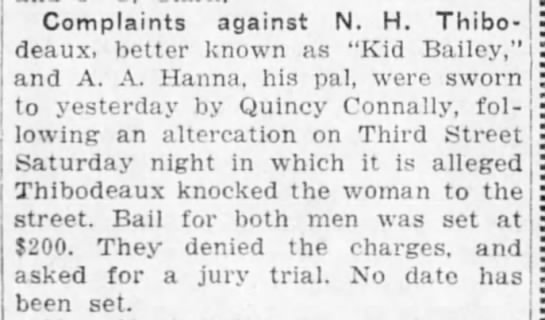 1921 05 03 San Bernardino County Sun page 2 NHT altercation -