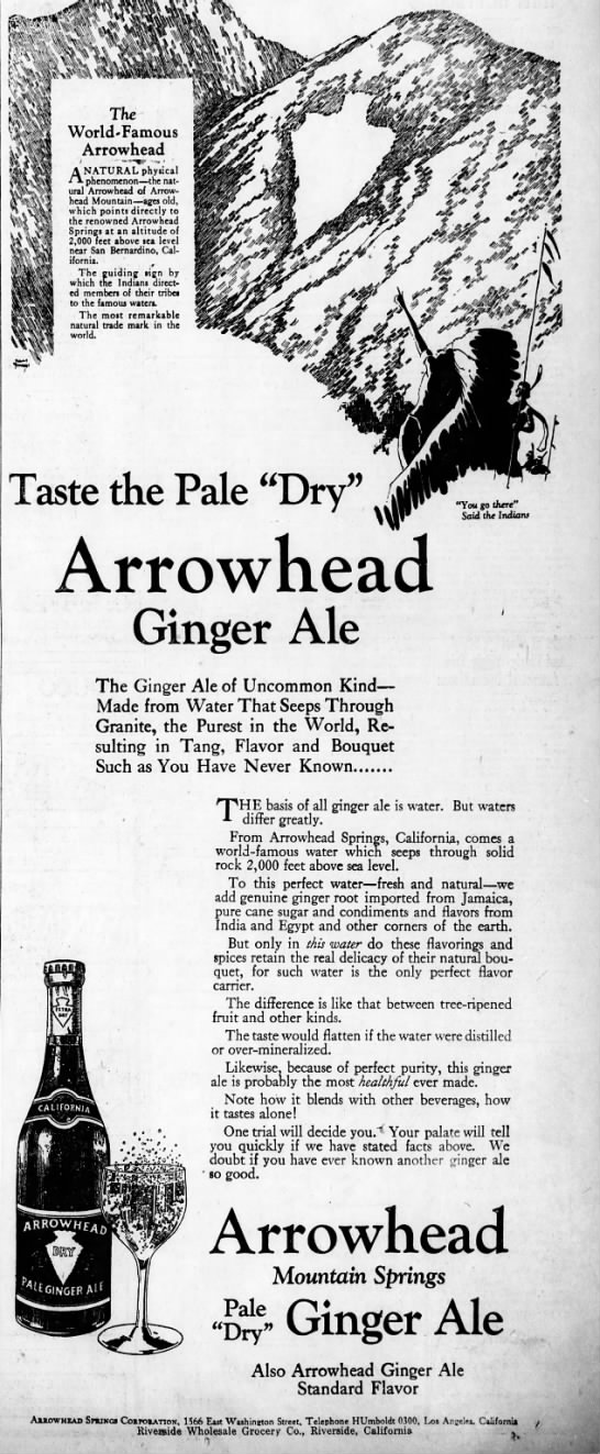 Ginger ale by -