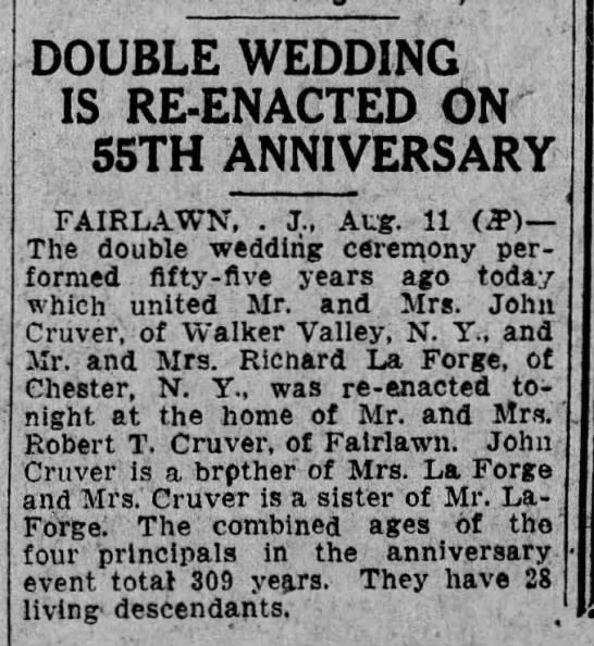 Reading Times, Reading, Penn. 13 August 1927 -