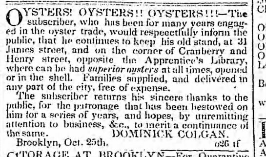 oyster ad -