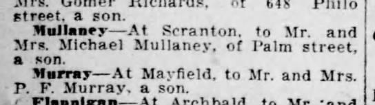Scranton Truth July 7 1909 -